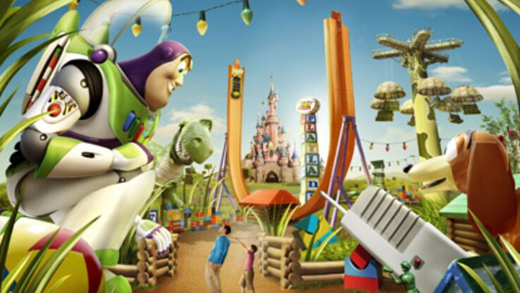 Bienvenue à Toy Story Playland