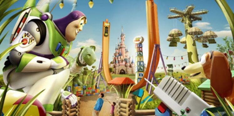 Bienvenue à Toy Story Playland