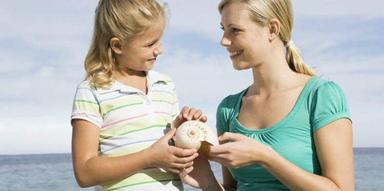 Bricolage pour les enfants: 7 trucs à faire avec des coquillages