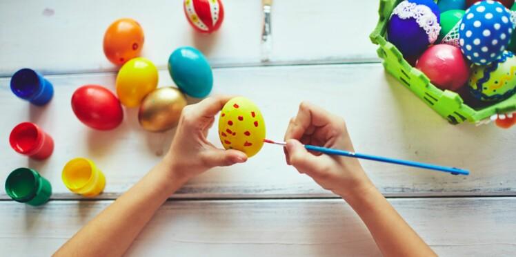 Bricolage pour les enfants: 5 trucs à faire avec une boîte d'œufs