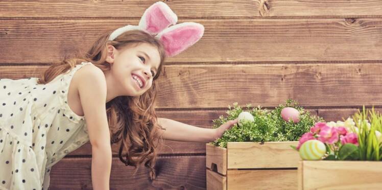 5 chasses aux œufs de Pâques pour les enfants