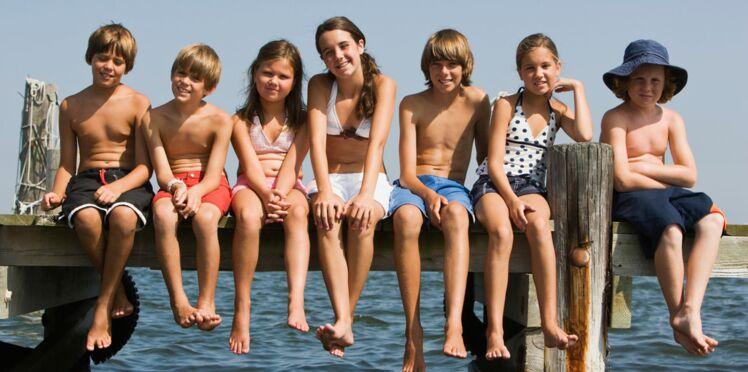 Préparer son enfant à partir en colonie de vacances
