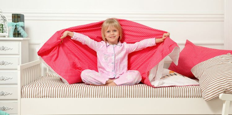 Comment assurer la transition vers le lit de grand ?