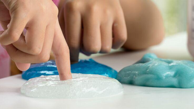 Comment fabriquer du slime avec vos enfants ?