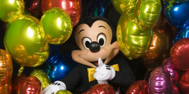 Place à la Fête Magique de Mickey