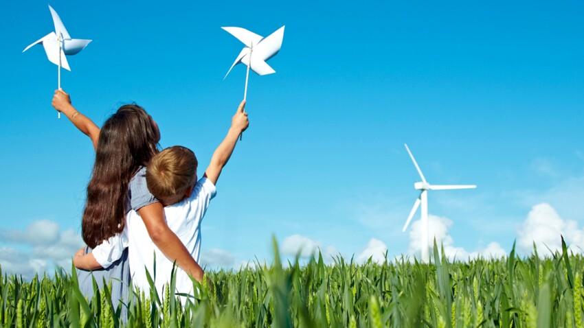 Sensibiliser son enfant à l'écologie