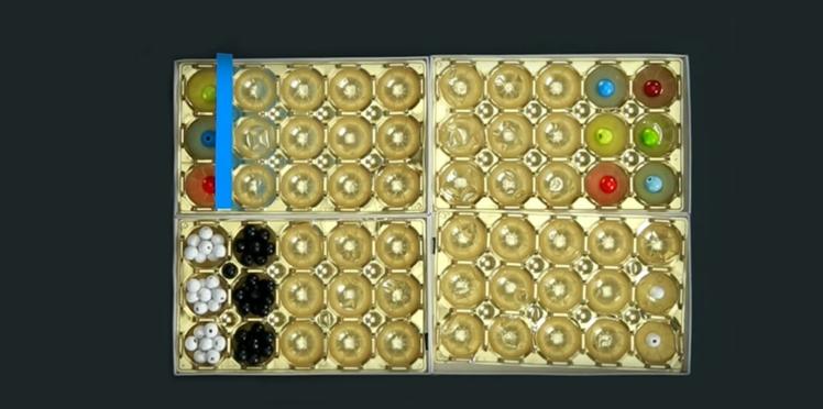 Fabriquer un jeu de mastermind (vidéo)