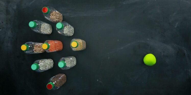 Fabriquer un jeu de quille (vidéo)