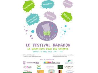 Le Festival Badadou : un terrain de jeu XXL pour les enfants