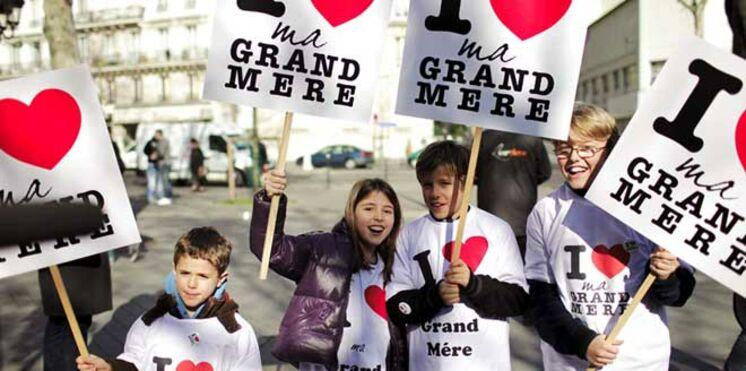 La fête des grands-mères 2012 : jouez avec nous