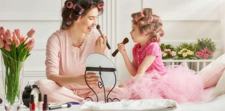À partir de quel âge ma fille peut-elle se maquiller?