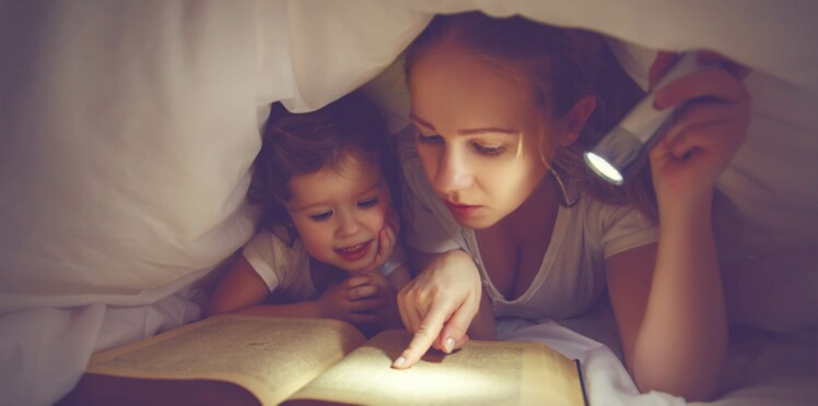 5 histoires du soir à leur raconter avant de dormir