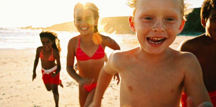 5 idées pour occuper ses enfants à la plage
