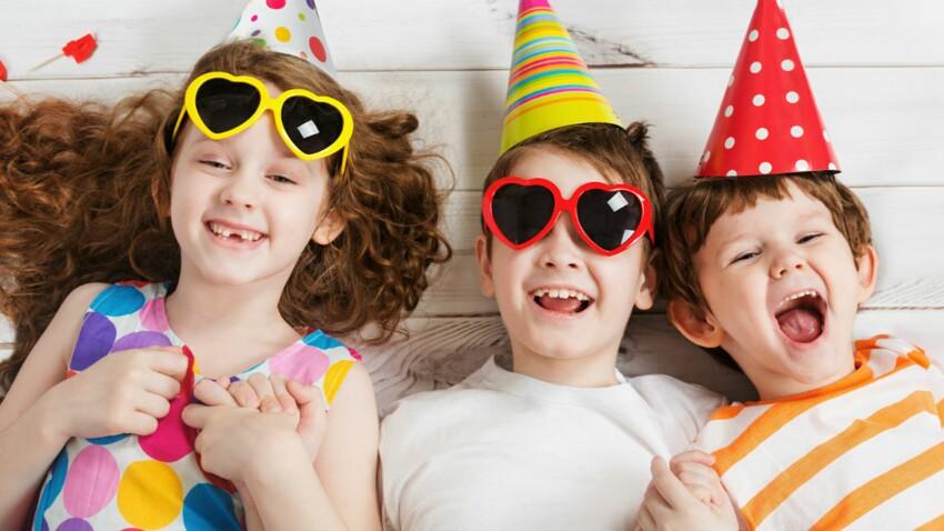 10 idées de jeux pour organiser l'anniversaire de mon enfant