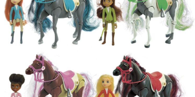 Les jeux vidéo sur l'équitation