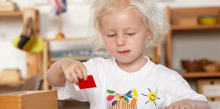 Montessori : des activités pour l'éveiller à la lecture et l'écriture