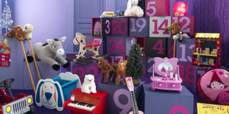 Notre sélection de jouets pour Noël