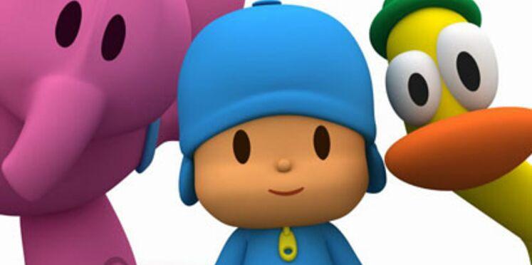 Pocoyo, un dessin animé pour éveiller les enfants