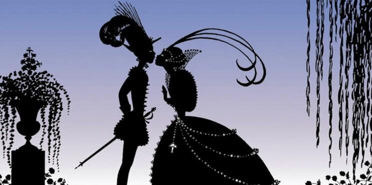 Coloriage Princesse Qui Danse Avec Prince.On A Vu Princes Et Princesses De Michel Ocelot Au Theatre Femme