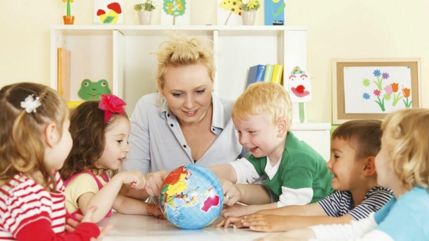 Le programme de l'école maternelle