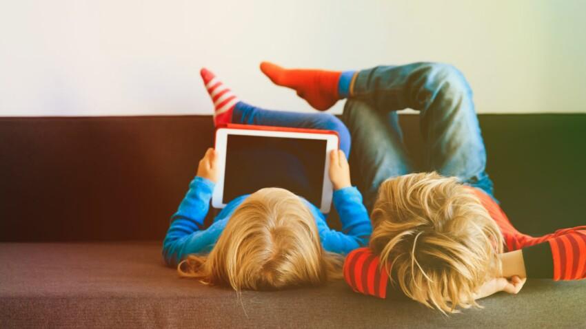 Tablette enfant : les conseils du spécialiste pour l'utiliser sans risques