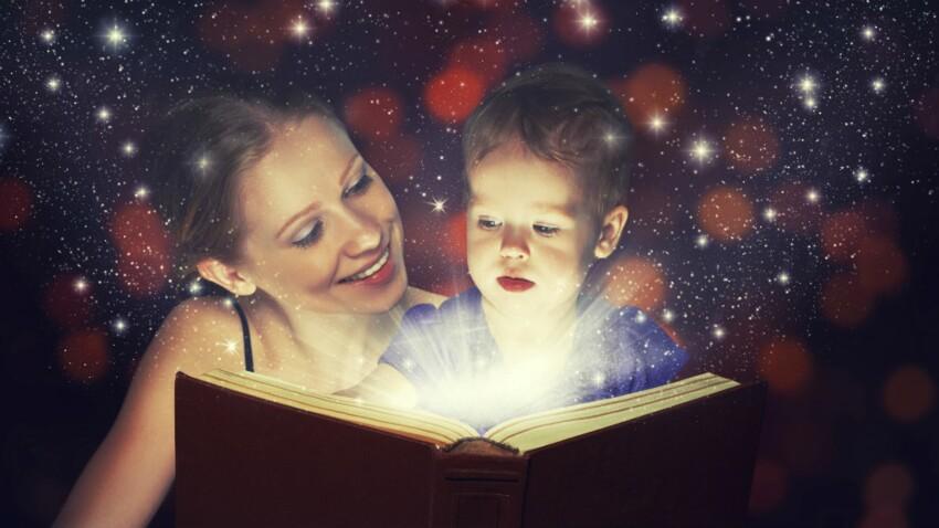 Le top des histoires pour faire dormir les enfants