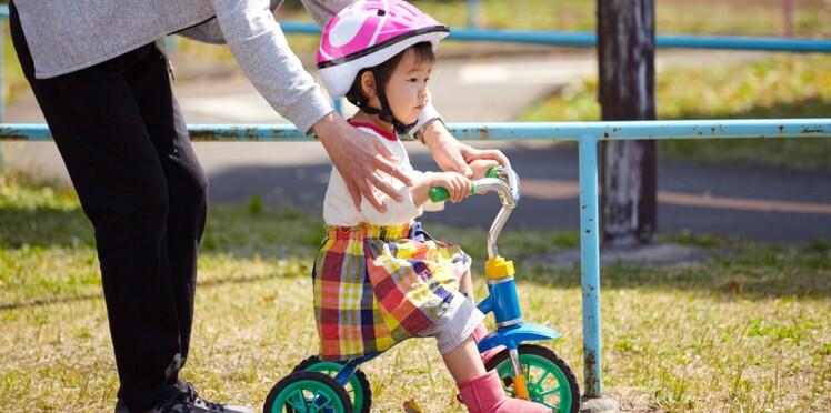 Tricycle bébé : à partir de quel âge ?