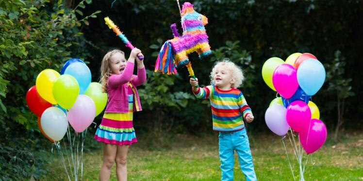 Goûter d'anniversaire : des idées d'activités qui cartonnent