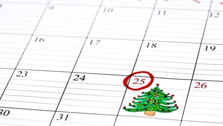 Un calendrier de l'avent à fabriquer avec les enfants