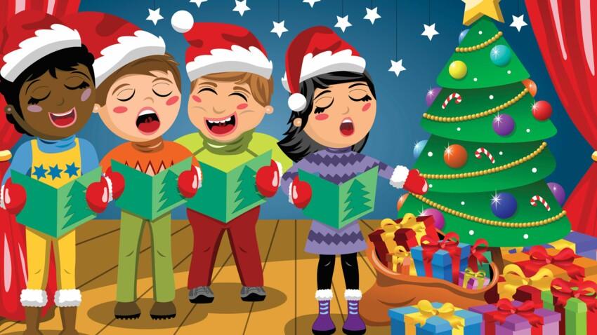 Chants de Noël : on écoute quoi avec les enfants ?
