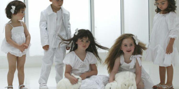 Cortège : des vêtements pour les enfants d'honneur