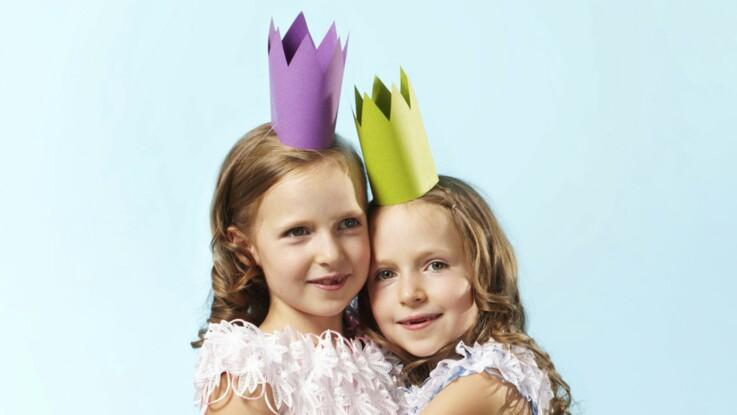 Déguisement : fabriquer une couronne de princesse (vidéo)