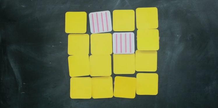 Créer un jeu de mémory tactile (vidéo)