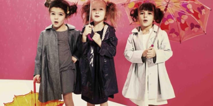 Mode enfant : les tendances printemps/été
