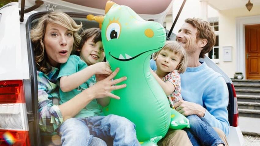 Vacances en famille : des produits malins pour voyager avec des enfants