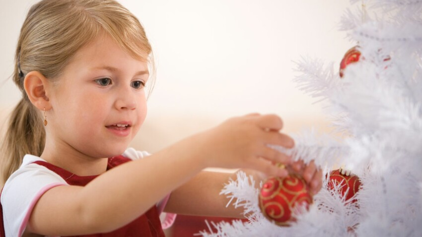 Réaliser des boules pour le sapin de Noël