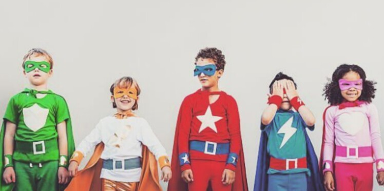 Halloween : nos déguisements préférés pour les enfants