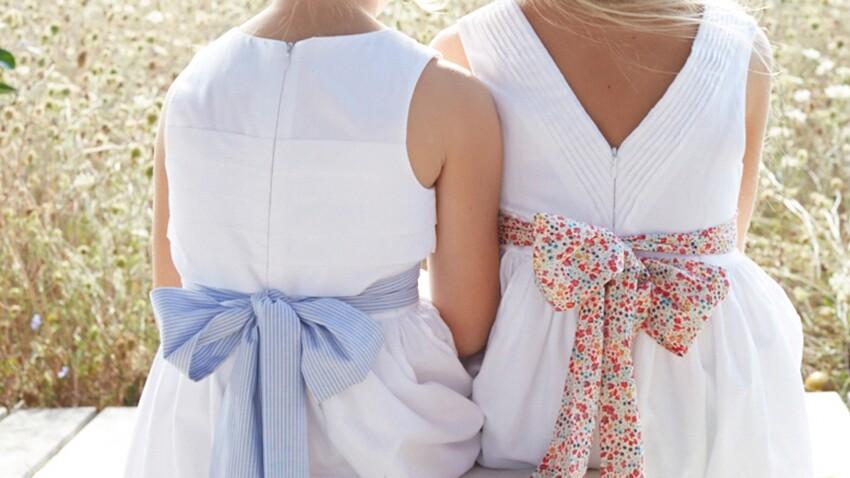 Mariage 2015 : nos idées de tenues de cérémonie pour enfants