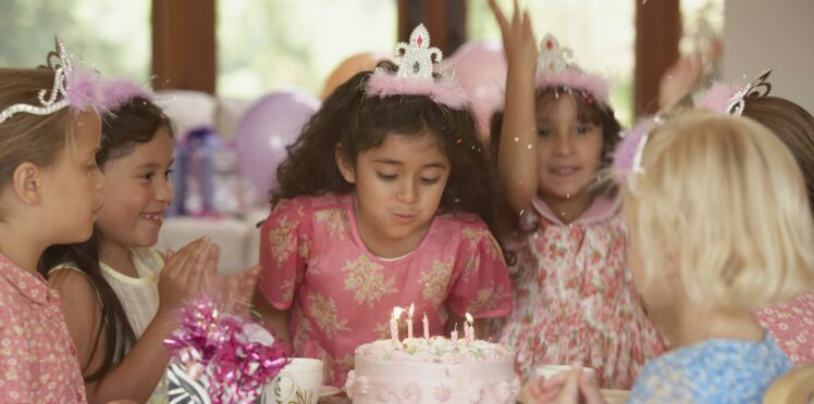 Nos idées pour un anniversaire sur le thème des princesses