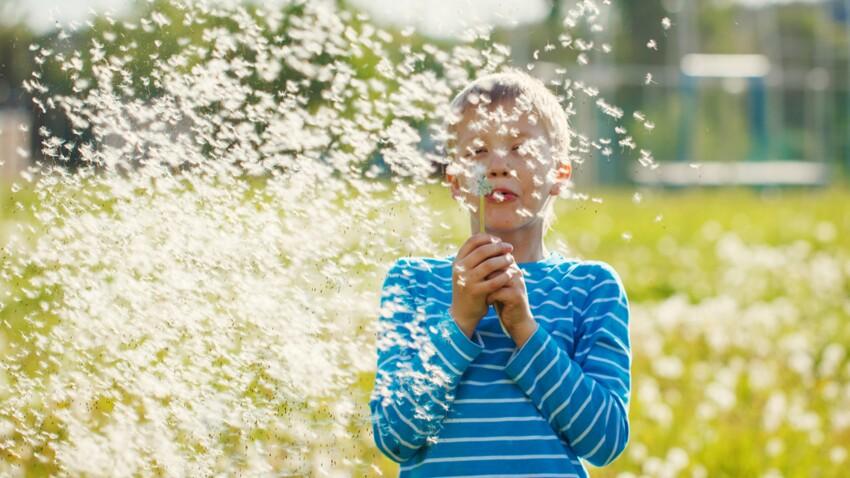 Allergies de l'enfant : les reconnaître, les prévenir et les traiter