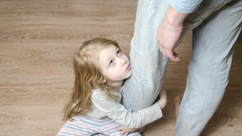 L'angoisse de séparation chez l'enfant : décryptage et solutions