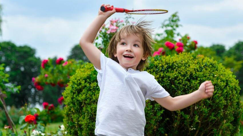 Vidéo : le badminton, le sport idéal pour mon enfant ?