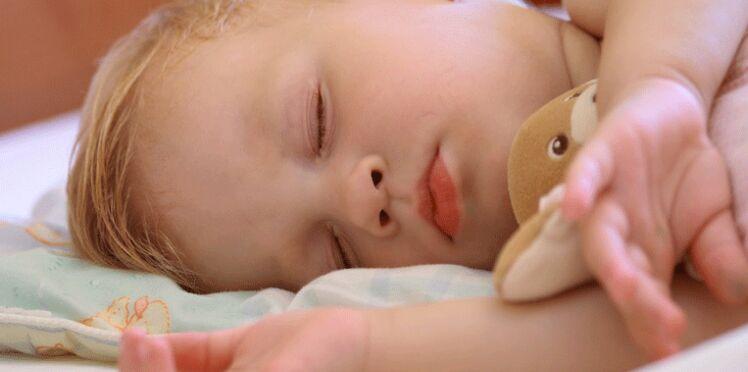 Bien dormir pour bien grandir