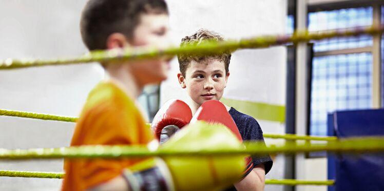 La boxe, le sport idéal pour mon enfant ?