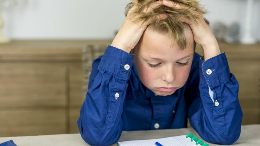Burn-out de l'enfant : comment le repérer et le soigner ?
