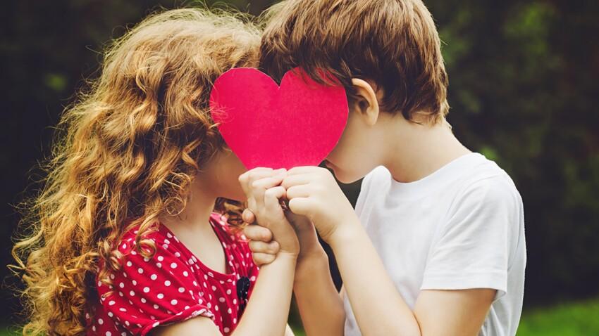 C'est quoi l'amour ? Les enfants répondent !