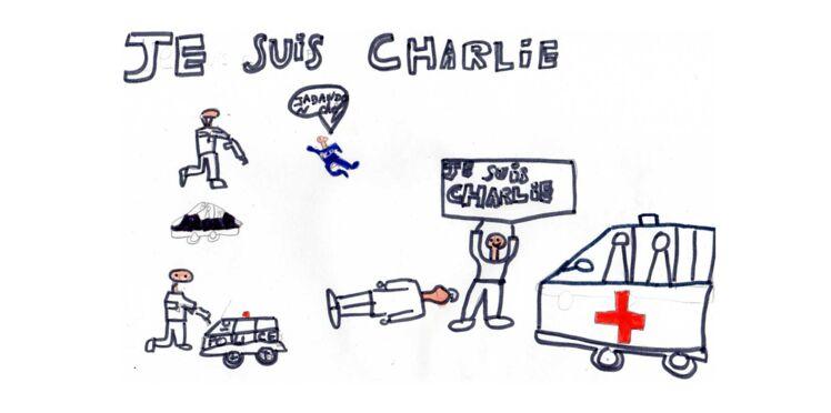 L'attentat de Charlie Hebdo vu par les enfants