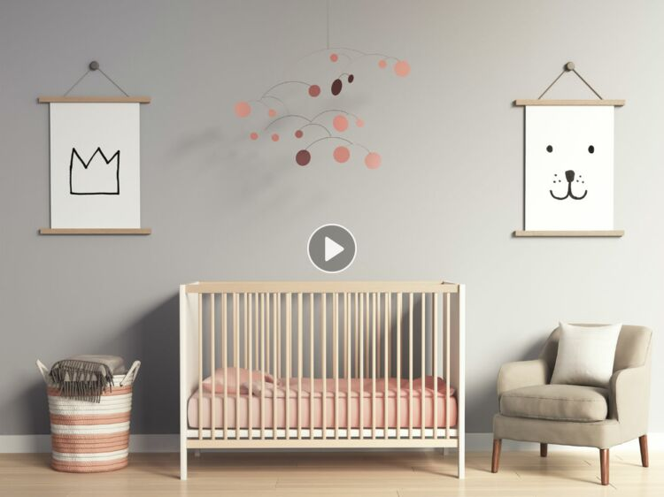 eaef81c6ea418 Comment bien choisir le lit de mon enfant   Les conseils des pros   Femme  Actuelle Le MAG