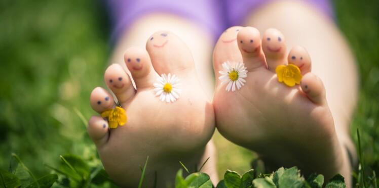 Les conseils du podologue pour les pieds de nos enfants