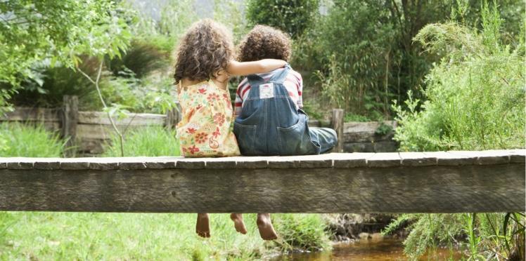 Comment la nature aide les enfants à grandir